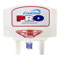 Swimline Super Wide Cool Jam Pro Inground Swimming Pool Basketball Hoop | 9195