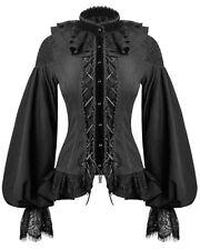 Camisas y tops de mujer blusa de color principal negro talla XS