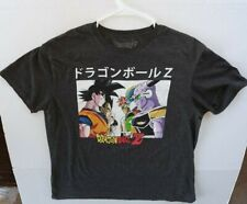 Dragon Ball Z Goku Vegeta Krillin Piccolo Super Saiyan God Ginyu Force Shirt Dbz