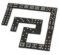 Natural Games Holz Domino, 55 Steine