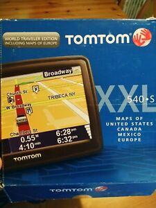 TomTom XXL GPS 540S