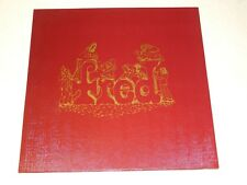 FRED - Same (1971-73) / Re. World In Sound /  LP (New) Rare!