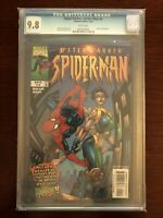 Peter Parker: Spider-Man #4 (1999) CGC 9.8 1st Appearance of Hunger