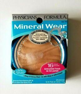 Physicians Formula Mineral Wear Lifting & Firming Pressed Powder ~ Beige 7588!!!