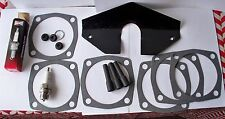 Gravely Tractor model L cylinder head tin , gaskets , spark plug, rubber boots