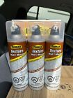 Pro 3 cans HOMAX 4165 Water Based 20 OZ Spray Wall Texture Knockdown NEW Paint