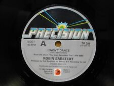 Robin Starstedt 45 I Won't Dance / Room With A View - Precision VG+ British