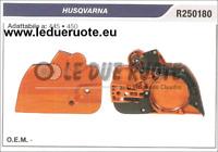 R250180 CARTER COPRICATENA MOTOSEGA HUSQVARNA 445 450