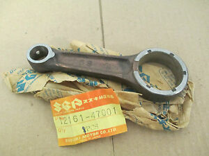 NOS SUZUKI GS550 GS650 GS650E GS GENUINE CRANKSHAFT CONNECTING ROD CONROD