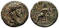 *AET* SAVATRA (Lycaonia) AE25. Antoninus Pius. VF+. Tyche seated.