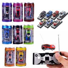 Mini RC Coke Radio Remote Control Speed Micro Racing Car Vehicle Kids Toy Gift