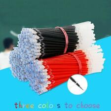 30pcs 0.38mm Ballpoint Pen Refill Red Blue Black Gel Ink School Office Supplies