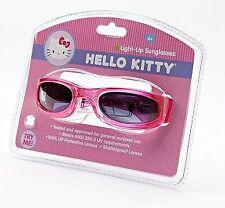 HELLO KITTY Light-Up  Sunglasses for Girls ~ NEW