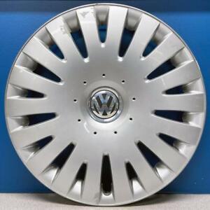 """ONE 2007-2011 Volkswagen EOS / 2006-2010 Passat # 61553 16"""" Hubcap 3C0601147BSMC"""