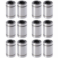 12PCS Linear Bearings LM8UU 8MM *15*24 RepRap 3D Printer Prusa Mendel CNC TE249