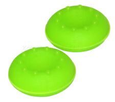 2 x XBOX ONE Controller Kappen Gummi Grips Caps für Thumbstick Joy- Sticks GRÜN