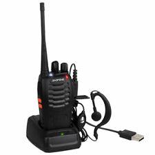 Baofeng BF-888S Walkie Talkie Long Range 2 Way Radio UHF