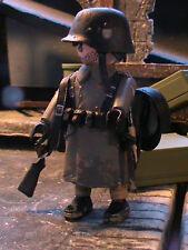 PLAYMOBIL CUSTOM SOLDADO 30 WAFFEN GRENADIER  (BERLIN-1944 ) REF-0497 BIS