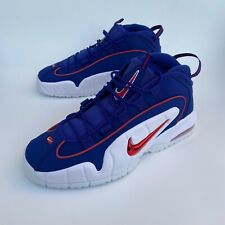Nike Air Max Penny 1 USA Lil Penny Deep Royal Blue/Gym Red-White 685153-400