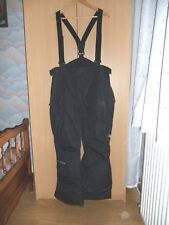 Pantalon Ski Quechua Polyamide Xxxl Noir