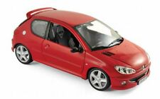Peugeot 206 RC (2003) aden red 1:18 Norev 184823