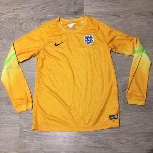 England 2014 Goalkeeper Shirt