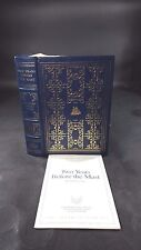 Two Years Before The Mast Richard Dana Franklin Library LE Leather Bound 1977