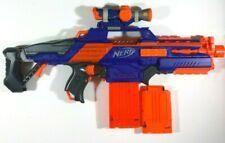 Nerf Fully Automatic Motorized 'RAPIDSTRIKE' CS-18 w/ Magazines, Scope & Darts