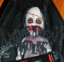 Living Dead Dolls Patience Xero Variant Horror Series 22 Goth Mezco Doll Ed Long
