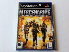 Mercenarios / Mercenaries Pal Version for (PlayStation 2 PS2) System *Brand NEW*