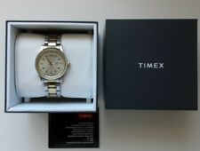 Timex Indiglo 'Gold & Silver' Colour Men's Watch