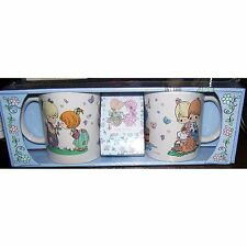 Precious Moments 2 Mug Gift Set & Cocoa
