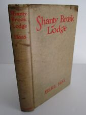 SHANTY BROOK LODGE by Fjeril Hess, 1946 Girls Scouts in Adirondacks Adventure