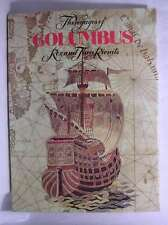 Voyages of Columbus, The, Rienits, Thea, Rienits, Rex, Very Good Book