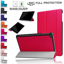 """Amazon 7.0"""" Kindle Fire HD 8.0"""" Smart Magnetic Case Stand Flip Shell Tab Cover"""
