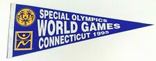 1995 Special Olympics World Games 1995 Commemorative Pennant Connecticut