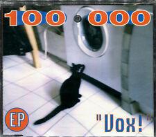 100 000 - EP ''VOX'' - CD MAXI NEUF SOUS CELLO