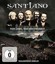 Blu-ray * SANTIANO - Von Liebe Tod und Freiheit Live #NEU OVP !
