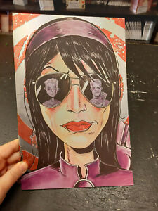 Nuovissimo Occhio di Falco 1 variant fx Lemire Panini Comics Marvel 2016