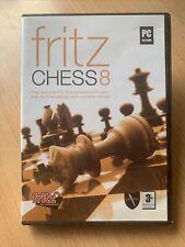 Fritz Schach 8-PC CD-ROM Spiel (2004, 2 Disc Set) Excalibur ? Akzeptabel ?