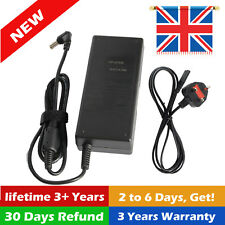 Sony Vaio SVF Series Svf152c29m Charger AC Adapter 3 Pin UK Mains Cable