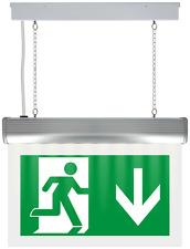 LED-Notbeleuchtung Fluchtweg NV42 Fluchtwegschild