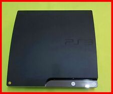 Sony PlayStation 3 Slimline 160GB (CECH-3004A) in SCHWARZ OHNE ALLES