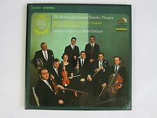 THE BOSTON SYMPHONY ORCHESTRA CHAMBER PLAYERS Leinsdorf strings RCA LSC-6167 LP
