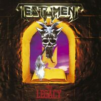 TESTAMENT The Legacy BANNER HUGE 4X4 Ft Fabric Poster Tapestry Flag album art