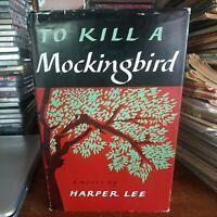 To Kill a Mockingbird – FIRST EDITION – 7th Printing – Harper LEE 1960