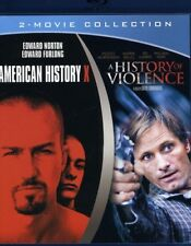 American History X / A History of Violence [New Blu-ray]