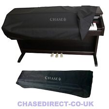 More details for chase digital piano dust cover for most 88 note digital pianos & keyboards