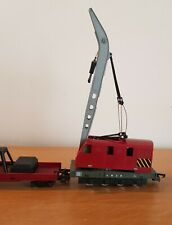 Lima 309059 HO Scale 35 Ton Breakdown Crane Set LNER Wagon Model