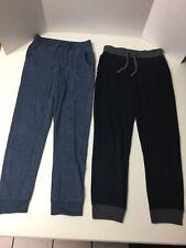 Boys Sweatpants Lot of 2 Arizona Jean Co. Large Drawstring Waist Pants 3 Pocket